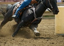 Body Control For Better Barrel Racing