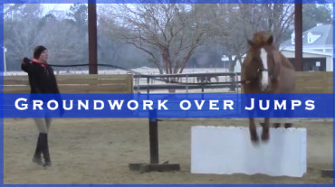 Groundwork over Jumps