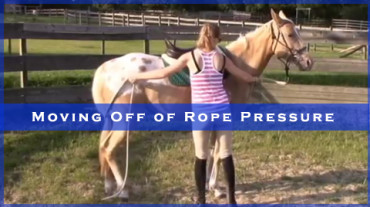 Moving off of Rope Pressure