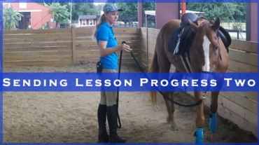 Sending Lesson Progress Two