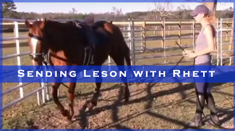 Sending Lesson with Rhett
